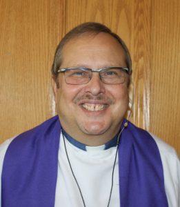 Pastor Jim Bredeson